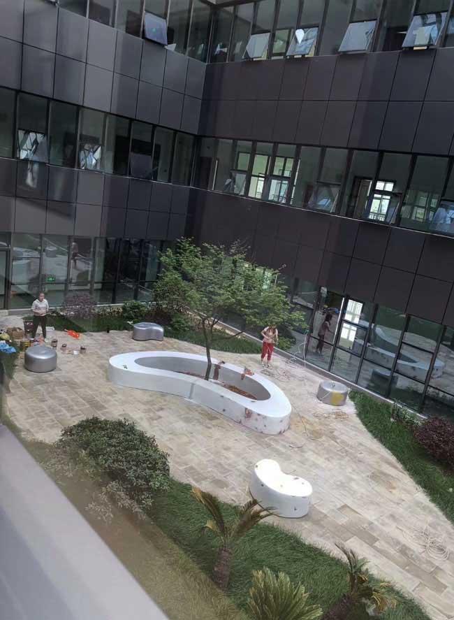 亚博体育ios官方下载电信玻璃钢景观亚博体育官网app下载制作