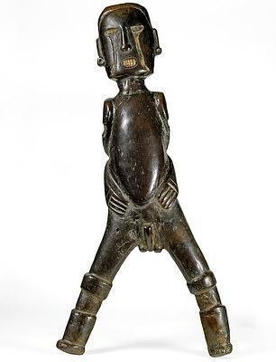 据英国《每日邮报》报道的木雕如何来历?